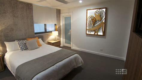 Room Block by The Block Sky High 2013 Room Reveal 3 Master Bedroom