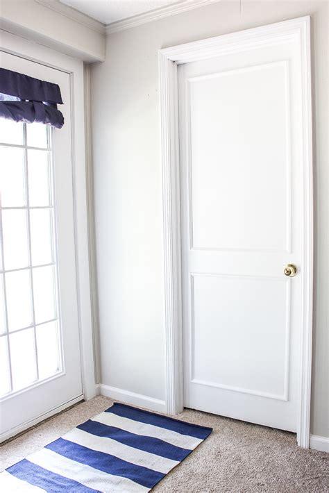 stylish diy ways  update interior doors  creek