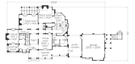 spitzmiller and norris house plans centennial house alternate spitzmiller and norris inc southern living house plans