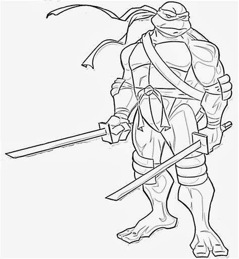 raphael ninja turtle coloring pages printable ninja turtle coloring pages coloring home