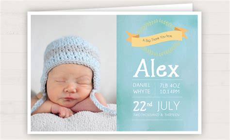 thank you card sle thank you card from baby free baby thank you cards baby thank you images
