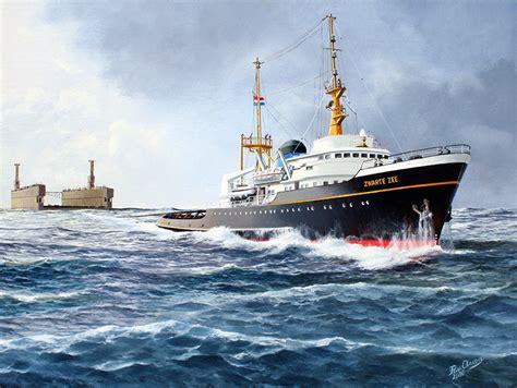 sleepboot zwarte zee 4 scheepsportretten sleepboot de zwarte zee iv artboutique