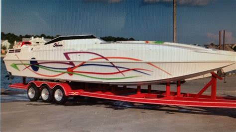 speed boat usa obsession speed boat 1995 for sale for 10 000 boats