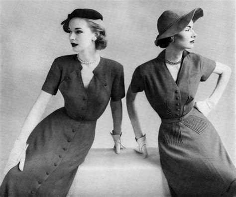 swing jugend mode frisuren 1950er