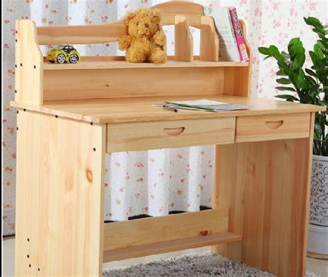 mesa de madera maciza escritorio para los ni 241 os aprender