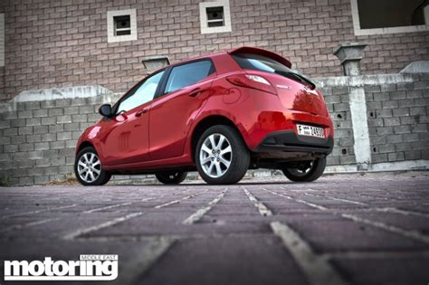 mazda middle east 2013 mazda 2 review motoring middle east car news