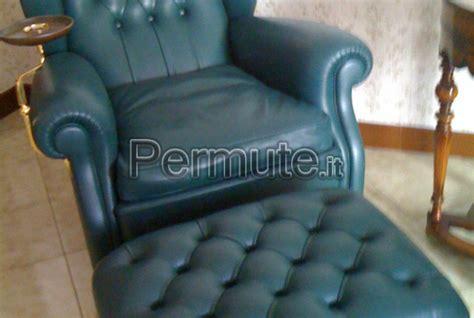 divano frau chester poltrona  roma usato  permuta