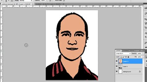 tutorial photoshop cs5 caricature how to make cartoon from photo in photoshop cs5 howtech