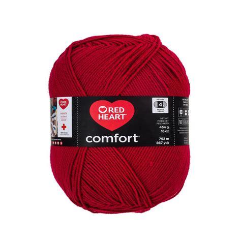 comfort yarn comfort yarn red heart