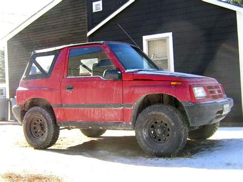 pjcjr77 1996 geo tracker s photo gallery at cardomain