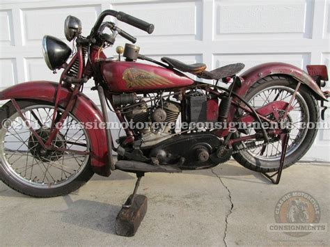 indian for sale 1937 indian jr scout motorcycle for sale