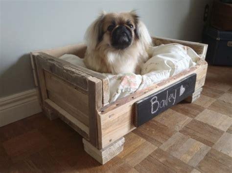 diy pallet dog bed 10 diy beds for your loving pet friends