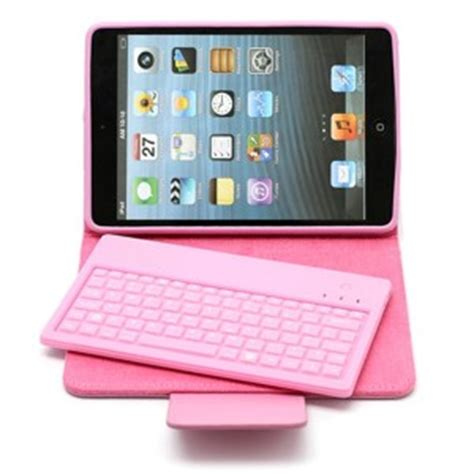 fundas con teclado para ipad mini fundas ipad mini coloridas mytrendyphone blog