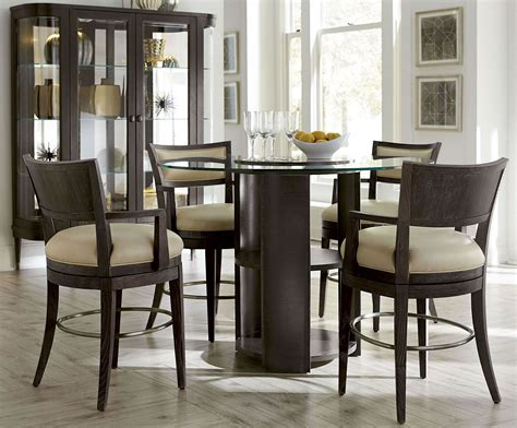 greenpoint high dining room set from 214230 2304