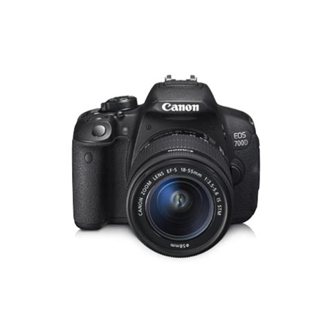 jual canon kamera dslr eos 700d 18 55mm kit wahana superstore