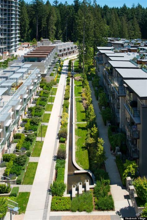 Landscape Architecture Ubc Wesbrook Builds Community Around Landscape