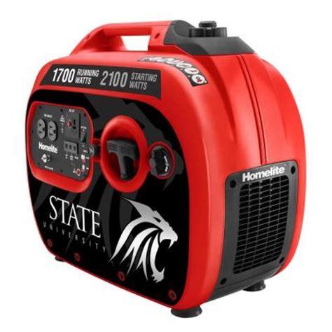 homelite skinit 2 100 watt gasoline powered