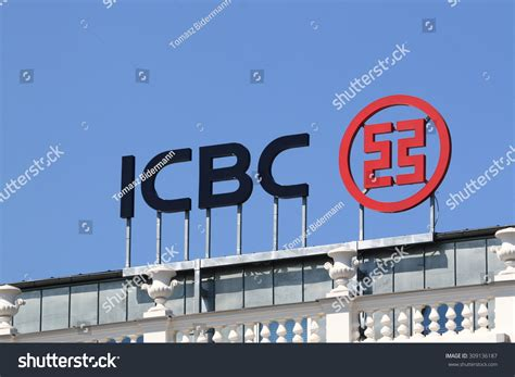 bank of china poland warsaw poland august 15 2015 industrial stock photo