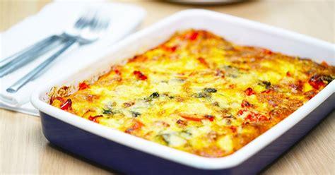 printable easy bake oven recipes easy oven baked frittata