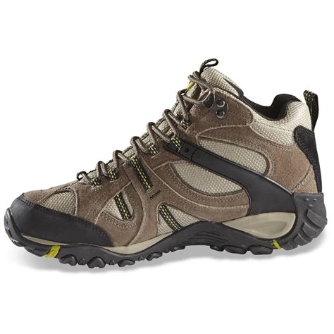 best waterproof hiking boots for merrell s capra sport tex hiking shoes