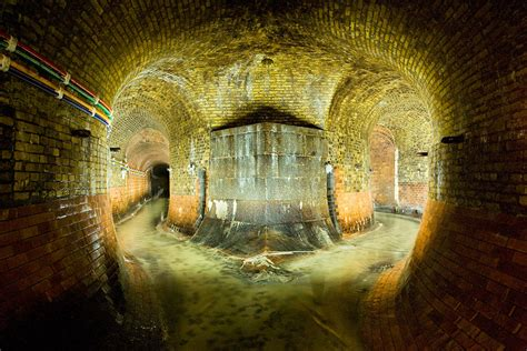 thames river underground tunnel issue 29 1 from gritty to glossy methods of design