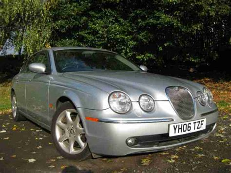 Jaguar S Type Diesel Jaguar 2006 S Type 2 7 Diesel V6 6 Speed Manual With