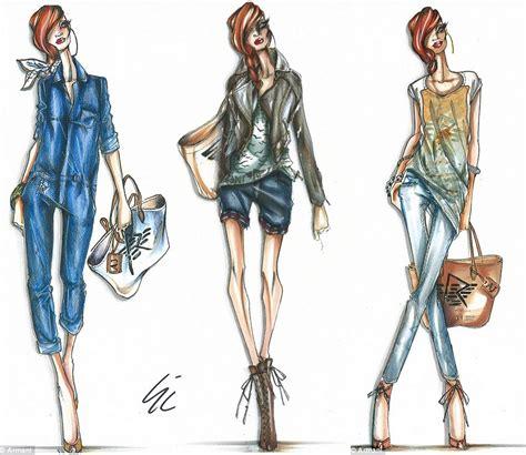 sketch design fashion sketches afrikafashionleague