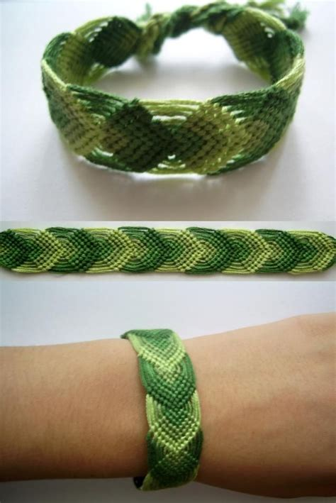 Cool Macrame Bracelet Patterns - friendship bracelets picmia