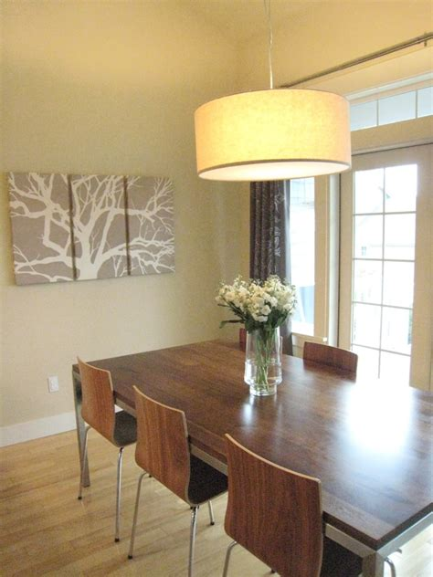 hanging light fixtures for dining rooms design evolving mid century modern dining room my new