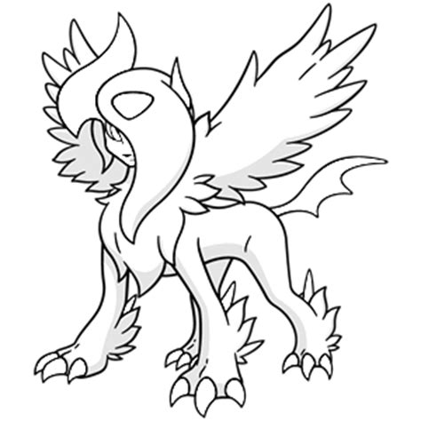 pokemon coloring pages of absol absol coloring pages coloring pages