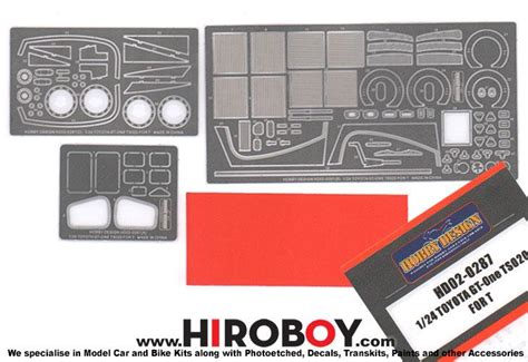 Tamiya View Limited Toyota Gt One Ts020 1 24 toyota gt one ts020 tamiya photoetched detail up