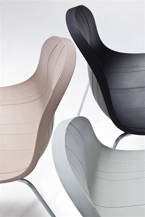 Outdoor Chairs: Armchair Impossible Wood by Moroso