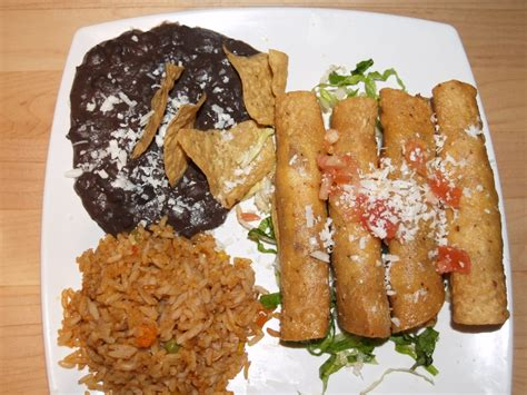 Zuzu Handmade Mexican Food Dallas Tx - flautas yelp