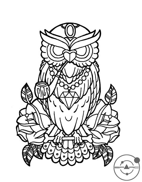 tattoo coloring pages coloring outlines new school coloring pages