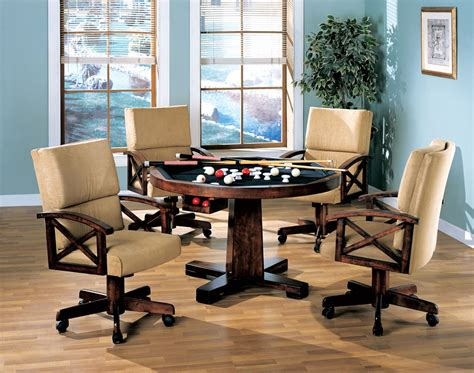 dining tables coaster fine furniture replacement parts nj coaster game table tobacco 100171