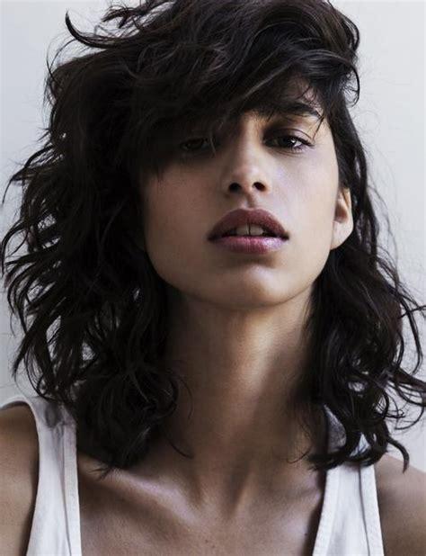 mica hughes natural hair mica arganaraz viva london hair pinterest face