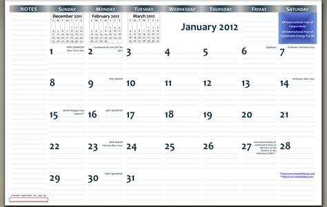 11x17 calendar template printable 11x17 calendar 187 calendar template 2017