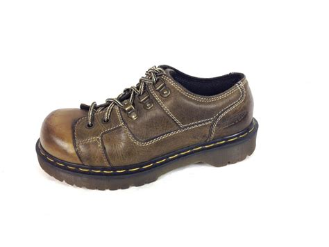 dr martens womens oxford shoes dr martens shoes 8 womens brown leather oxfords for sale