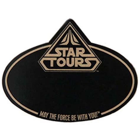 wars tags your wdw store disney name tag id wars weekends 2013 tours logo black