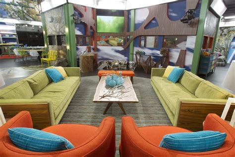 big brother house big brother 16 house photos big brother photos cbs com