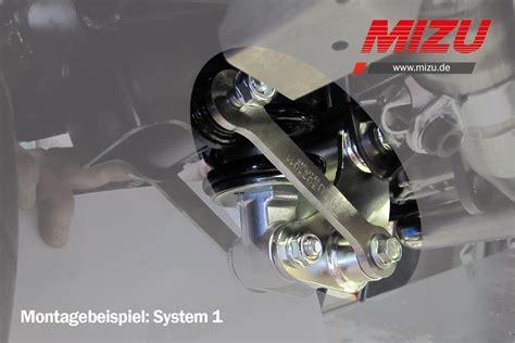 Gladius Tieferlegen by Mizu Hecktieferlegung F 252 R Suzuki Sfv 650 Gladius Sv 650
