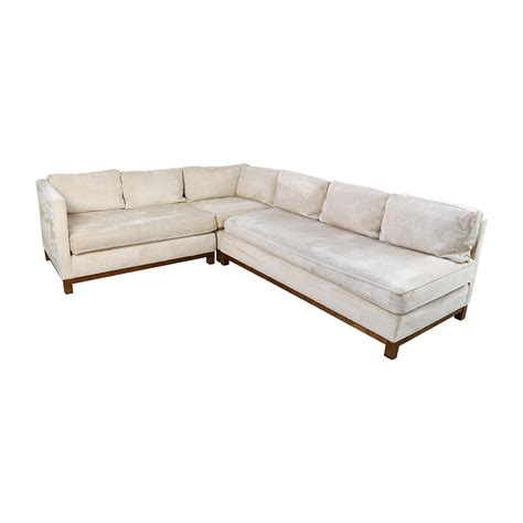 Mitchell Gold Clifton Sectional Sofa by 76 Mitchell Gold And Bob Williams Mitchell Gold