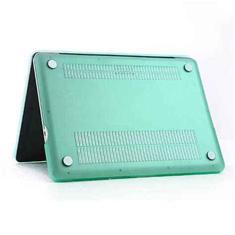 Macbook Pro 15 Matte Green 2in1 green matte rubberized cover 11 colors