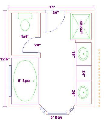 bathroom blueprints for 8x10 space home design master bathroom floor plans modern this for all
