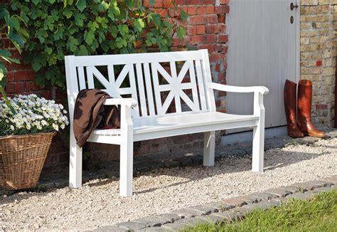 cottage style bench cottage bench by garpa stylepark