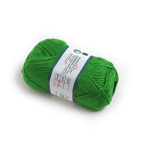 how to roll a of yarn for knitting 1 roll knitting yarn bamboo cotton skein baby yarn