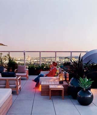 top bars in west hollywood the hottest hotel rooftop bars travel leisure