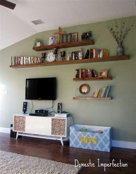 pre blog living room floor shelves shelves living