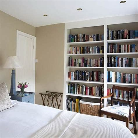 50 relaxing ways to decorate your bedroom with bookshelves bookcases in bedroom styles yvotube com