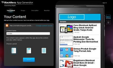 membuat aplikasi blog selevel 2015 cara membuat aplikasi blog sendiri untuk